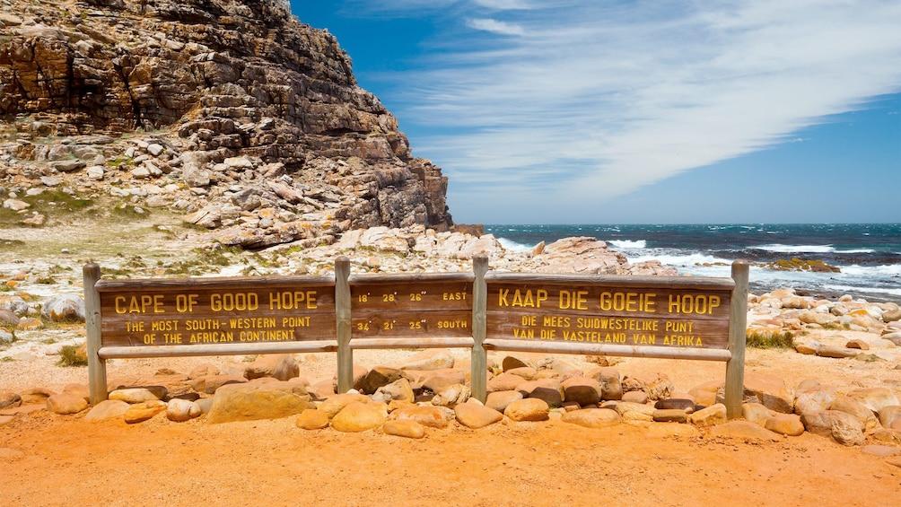Apri foto 1 di 5. Cape of Good Hope