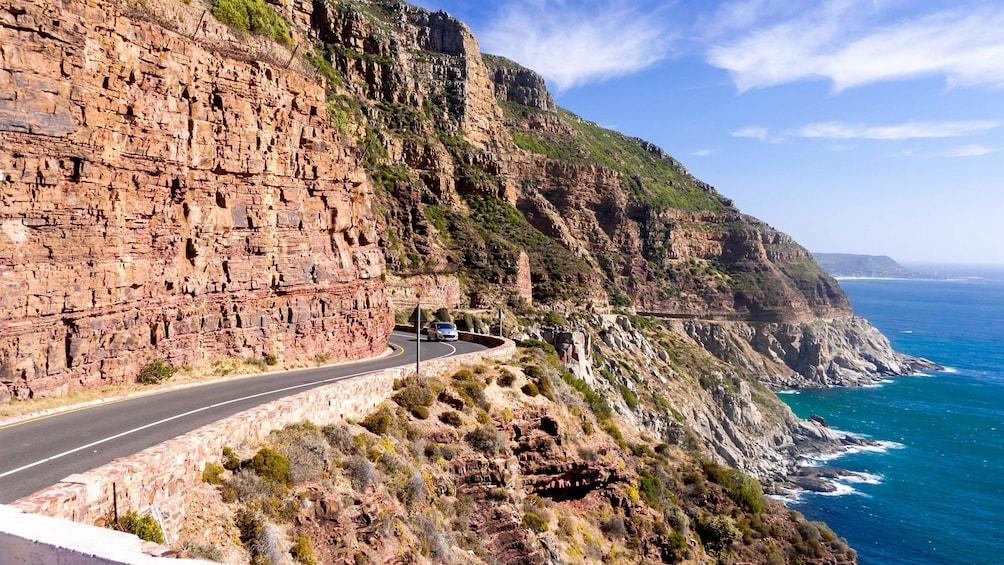 Beautiful chapman's peak drive
