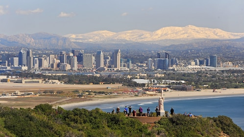 Landscape view of San Diego