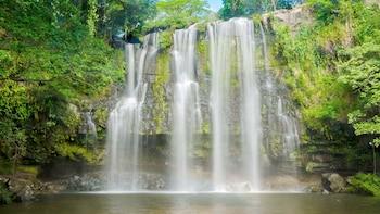 Bebedero River Safari, Llano Cortés Waterfalls & Liberia