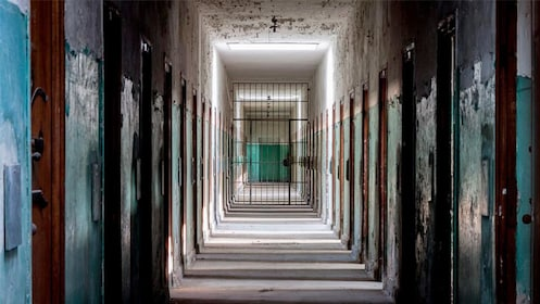 View inside the Dachau Memorial Site Tour in Munich