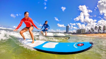 Guided Surfing Lesson