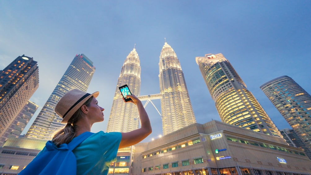 Show item 1 of 7. Half-Day City Photography Tour with Admission to Twin Tower & KL Tower