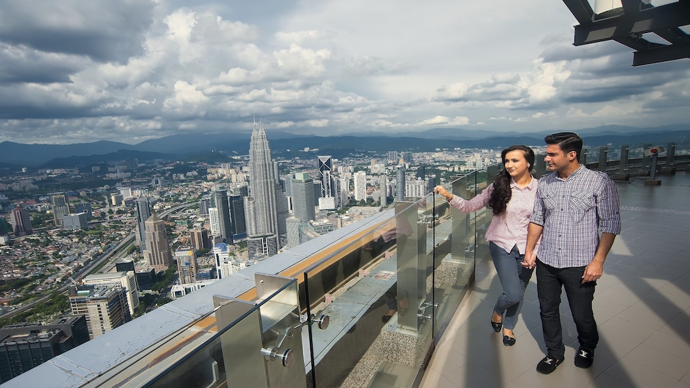 Show item 7 of 7. Half-Day City Photography Tour with Admission to Twin Tower & KL Tower