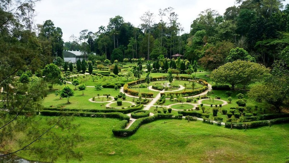 Show item 2 of 7. Overview of National Botanic garden in Malaysia