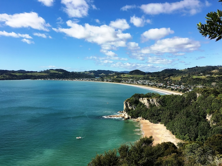 Show item 3 of 10. Coromandel Cathedral Cove Land & Boat Tour(Private Vehicle)