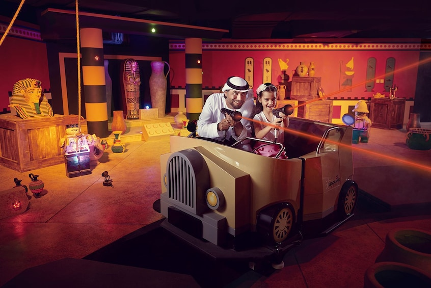 Show item 5 of 9. LEGOLAND® Dubai Ticket at Dubai Parks and Resorts 1-Day 1-Park with private transfers