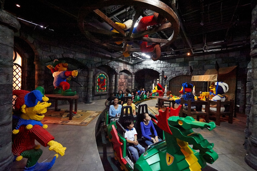 Show item 4 of 9. LEGOLAND® Dubai Ticket at Dubai Parks and Resorts 1-Day 1-Park with private transfers