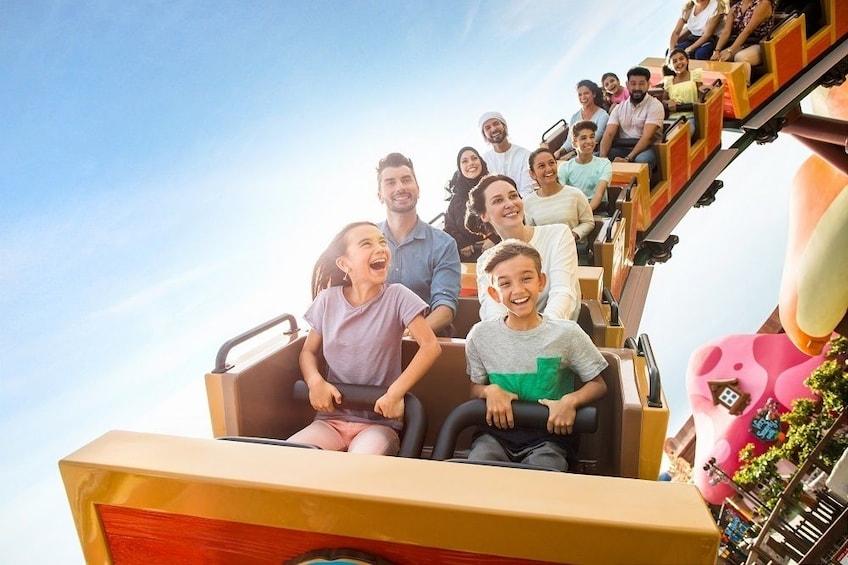Apri foto 2 di 10. Dubai Parks 1 Day/2 Parks Tickets with Private Transfers