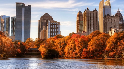 Atlanta in Autumn