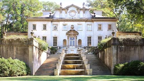 A mansion in Atlanta Georgia