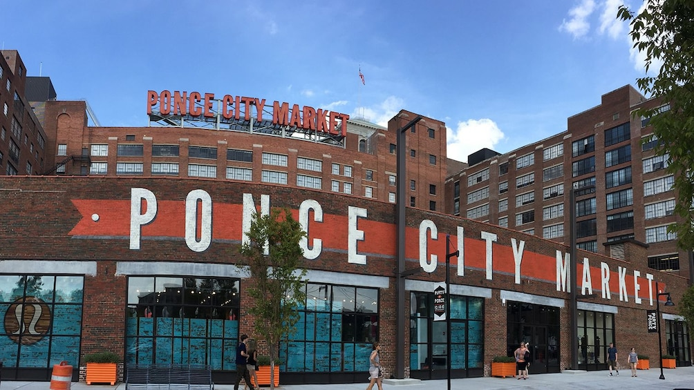 Show item 8 of 8. Ponce City Market