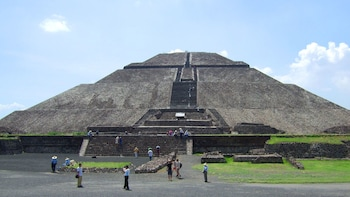 Private Teotihuacan Pyramids Day Trip
