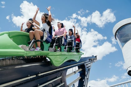 SkyPod Experience & Thrill Rides