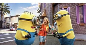 Billets pour les parcs thématiques d'Universal Orlando