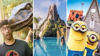 Universal OrlandoTM Theme Park Tickets