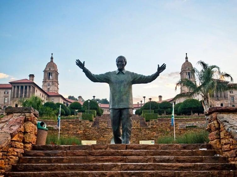 Activity Pretoria Half-Day Tour