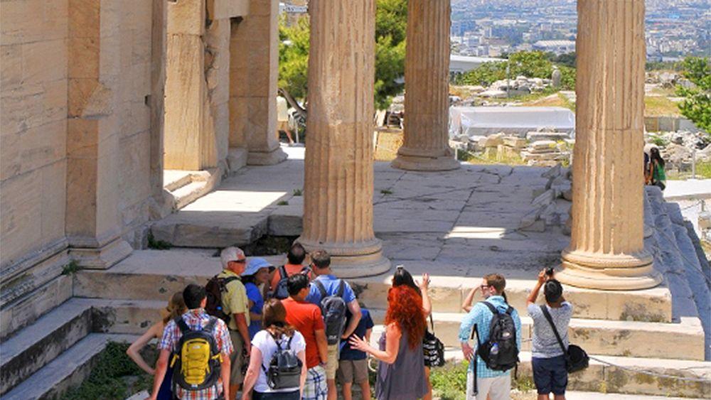 Rundgang zur Akropolis, antiken Agora und Stoa des Attalos