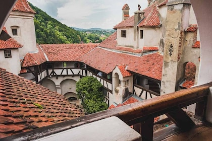 Extended Tour of Draculas Castle and Brasov in Transylvania
