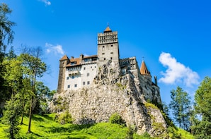 Exclusive Tour of Draculas Castle and Brasov in Transylvania