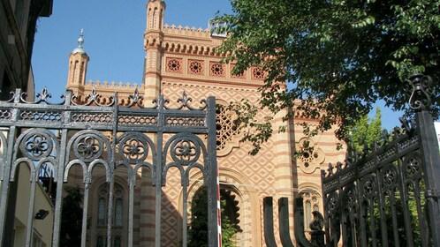 Synagogue in Bucharest