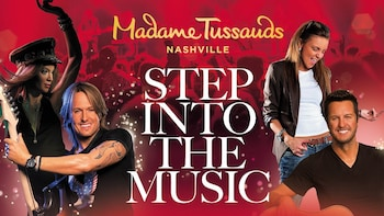 Madame Tussauds Nashville: Celebrity Wax Attraction Tickets
