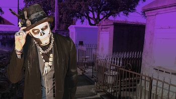 New Orleans Cemetery, Voodoo, & French Quarter Tour