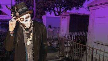 Rondleiding langs de begraafplaats van New Orleans, voodoo en het Franse Kw...
