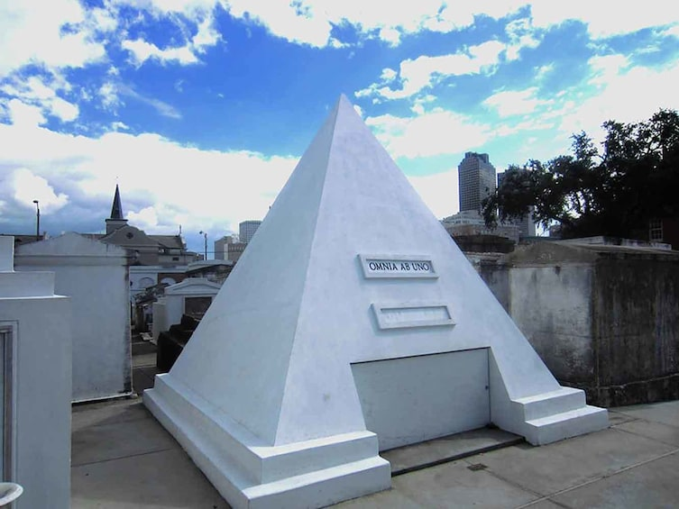 Show item 3 of 10. New Orleans Cemetery, Voodoo, & French Quarter Tour