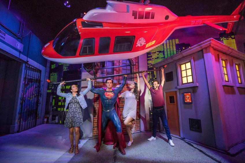 Show item 1 of 6. Madame Tussauds Orlando: Celebrity Wax Attraction