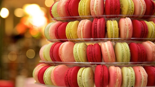 French pastries in Indianapolis