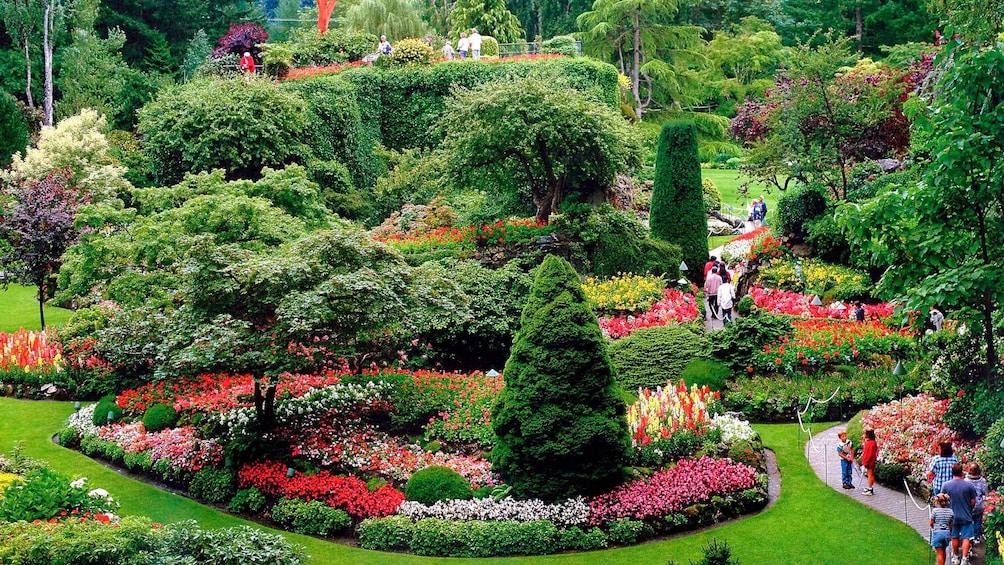 Show item 5 of 6. Extensive garden in Victoria