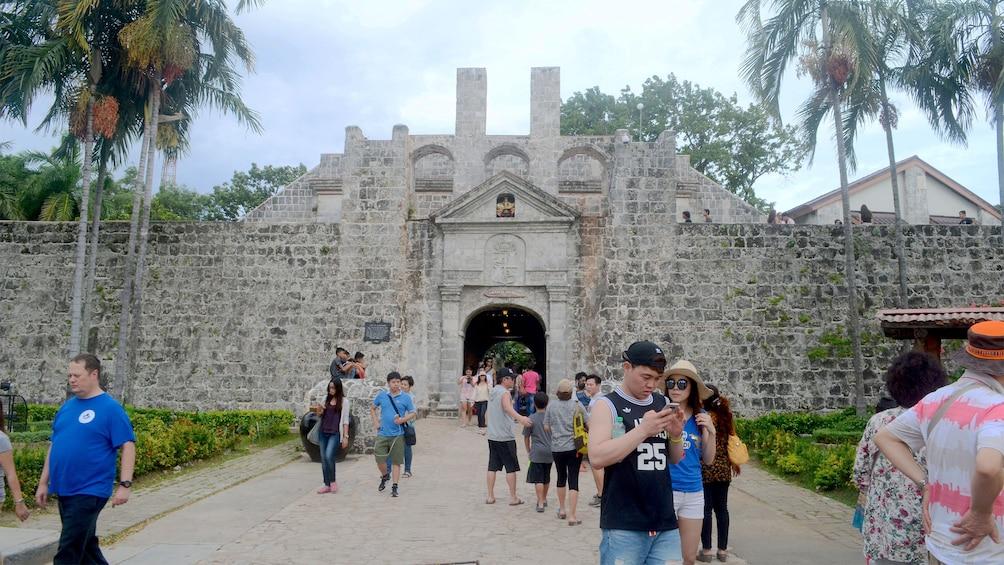 Show item 2 of 5. Historic site in Philippines