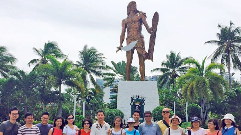 Show item 1 of 5. Lapu-Lapu Shrine Tourist attraction in Lapu-Lapu, Philippines, Philippines