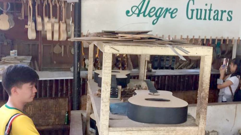 Show item 3 of 5. Allegre Guitars in the Philippines