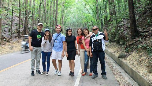 Group on the Bohol Daytour from Cebu