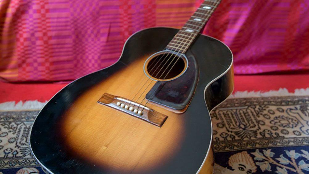 Jimi Hendrix's guitar