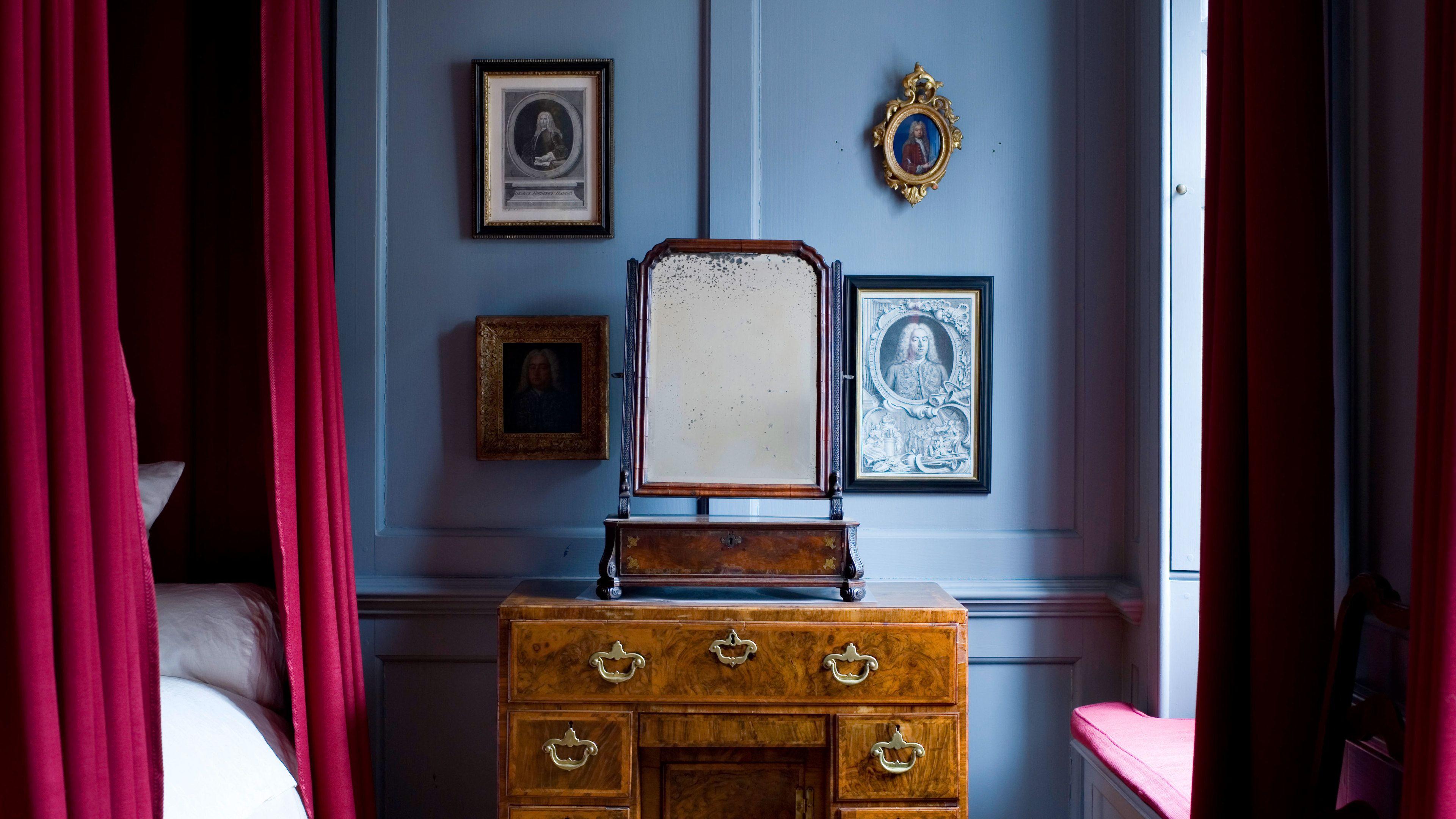 The room of Handel