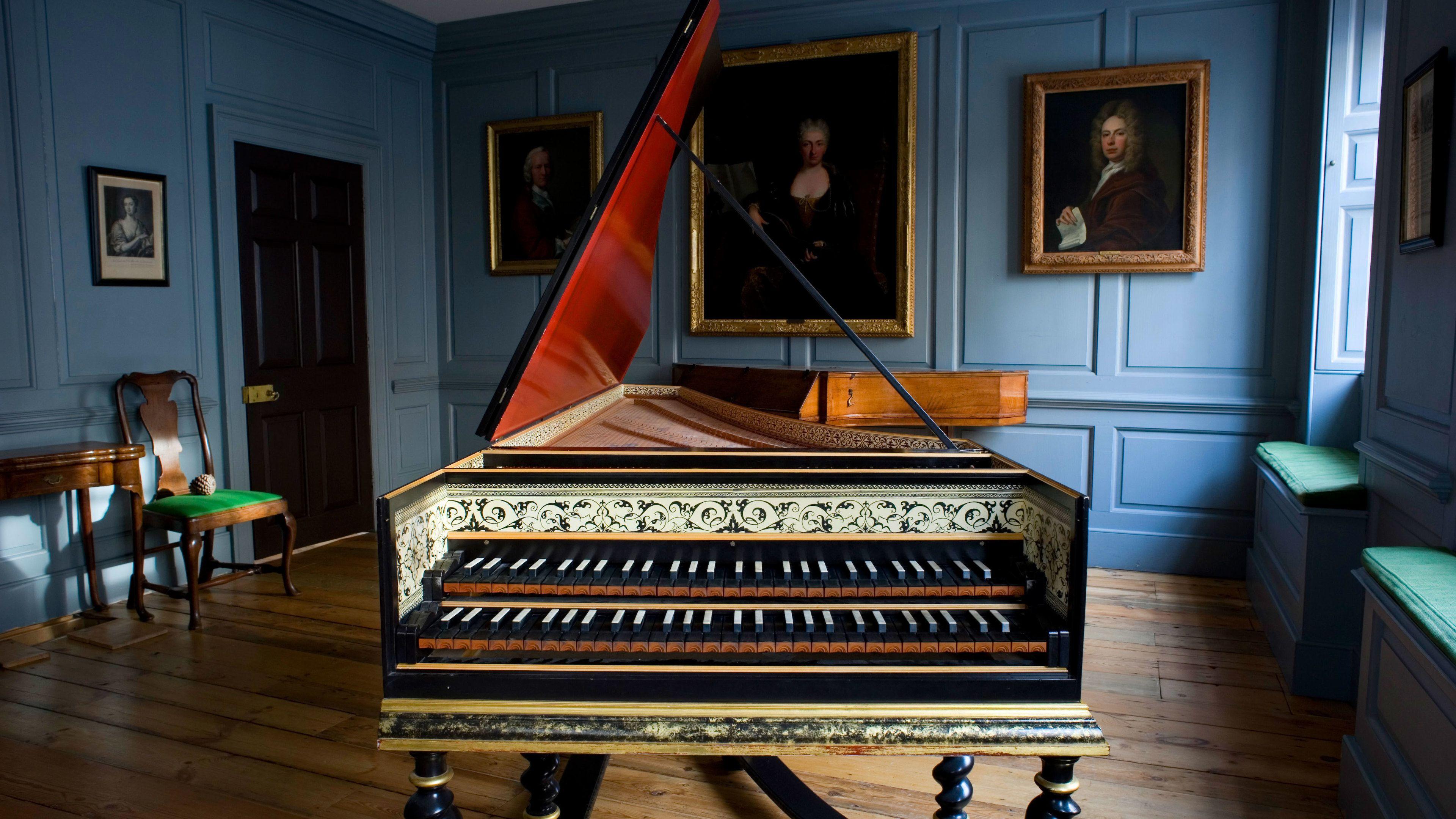 Handel's Piano
