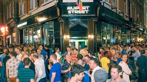 LGBT Soho Tour in London