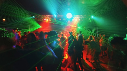 Dance club in England