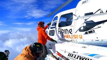 Powder Ride - 4-Run Heli-Skiing Trip