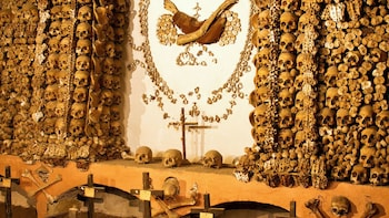 Exclusive Catacombs & Bone Chapel After-Hours Tour