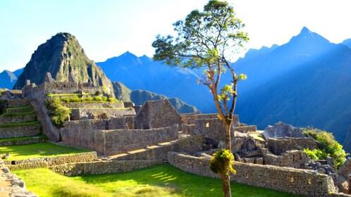 Mountain top in Peru