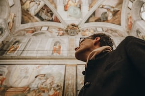 Early Sistine Chapel Entry with Skip-the-line Vatican & St. Peter's Basilic...
