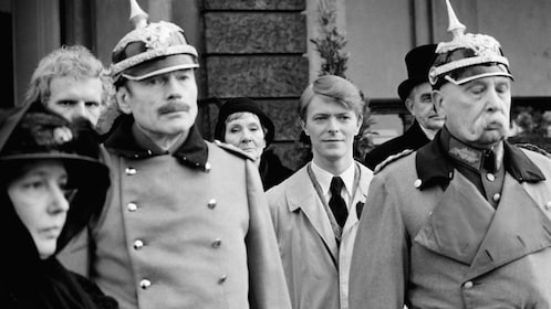 David Bowie in Germany