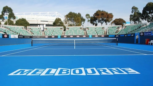 Tennis court in Melbourne