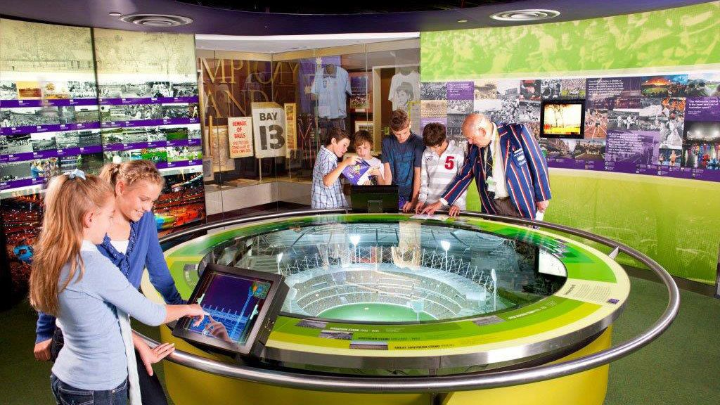 Sports Lovers Tour with Behind-The-Scenes MCG Experience