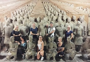 Banpo Museum, Huaqing Palace, Terracotta Army Group Tour