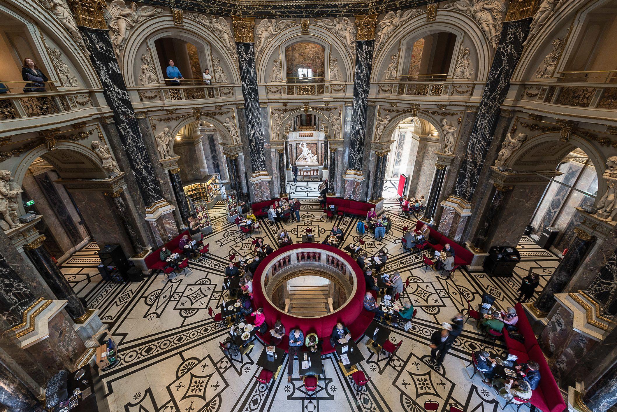 Sisäänpääsy Kunsthistorisches Museumiin